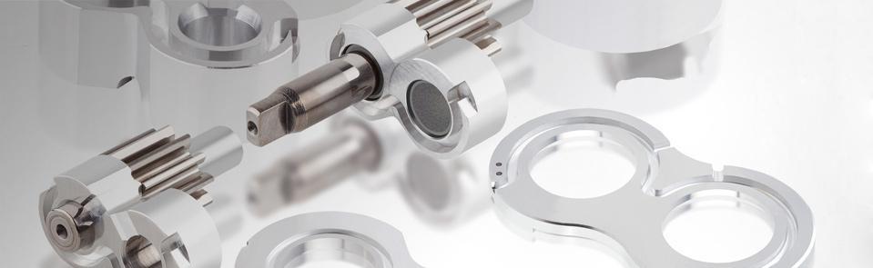 Die Pumpenbrillen und Anlaufplatten von GGB werden individuell und in Zusammenarbeit mit Kunden aus ...