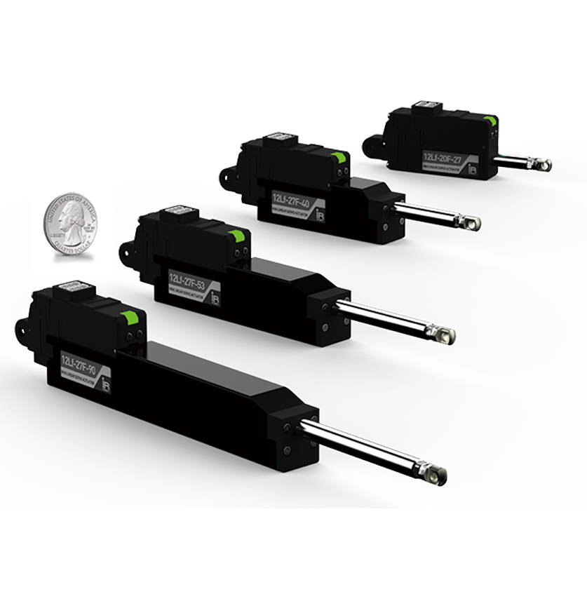 Mini Linear Servo Actuator_Force Control Lineup