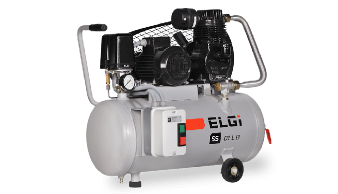 OIL LUBRICATED PISTON AIR COMPRESSORS - 1-3 HP SINGLE-STAGE BELT DRIVE RECIPROCATING COMPRESSOR