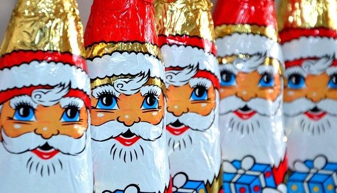 Am heutigen Nikolaustag ist es eine schöne Tradition, einen leckeren Schokoladen-Nikolaus zu genießen...