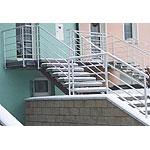 Venkovní, vnitřní, balkónové zábradlí Venkovní zábradlí Profesionální design a praktičnost by měli s...
