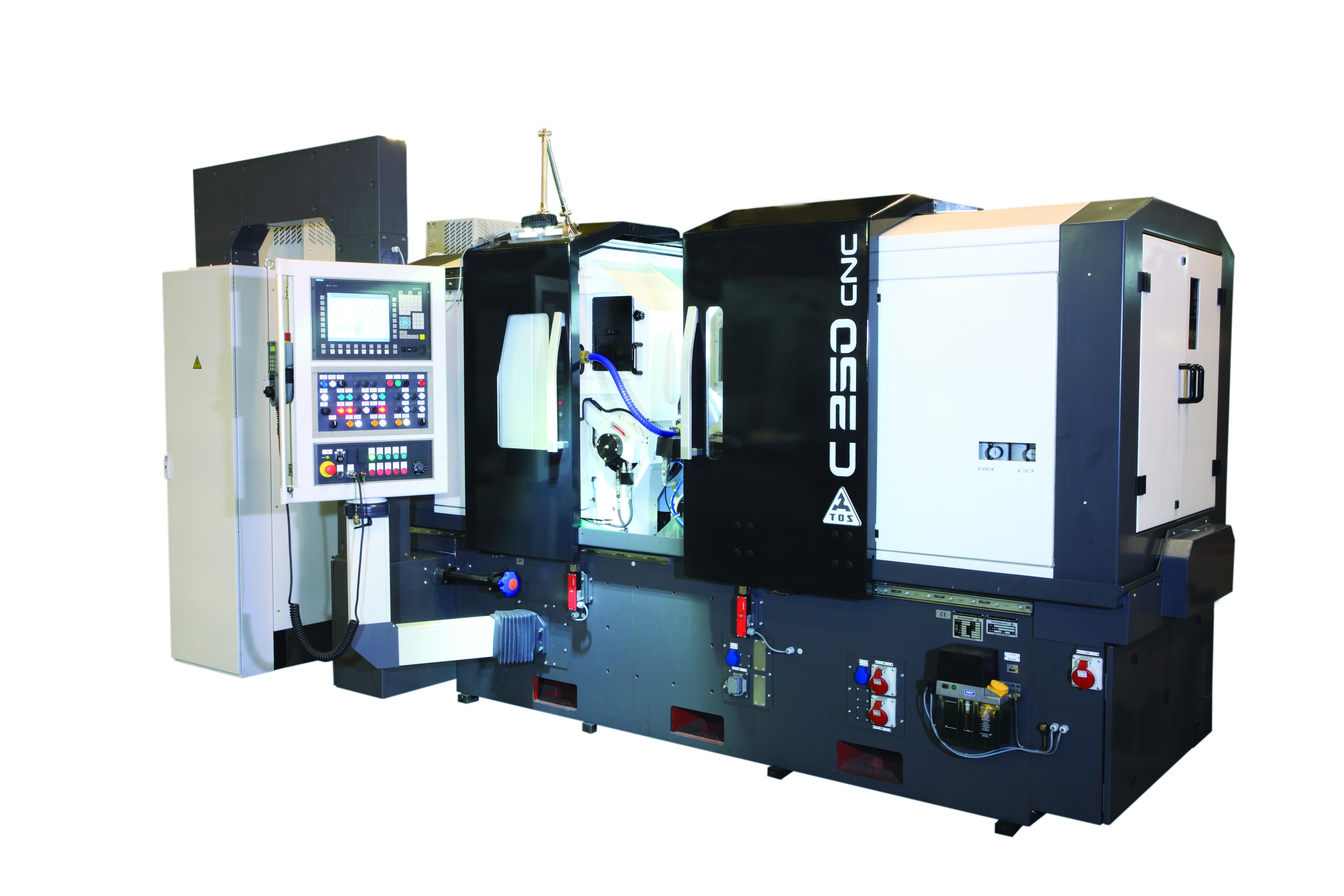 Brusky bezhroté řady C 250 CNC a C 500 CNC Stroje s typovým označením C 250 CNC a C 500 CNC patří do...