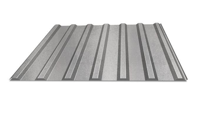 Blacha trapezowa - Hornval T18 Plus. Idealna do krycia dachów małej architektury, obiektów przemysło...
