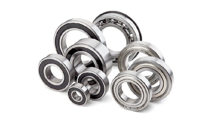 Plain bearings, rod ends, and bushings that meet your application's needs, as well as delivering hig...