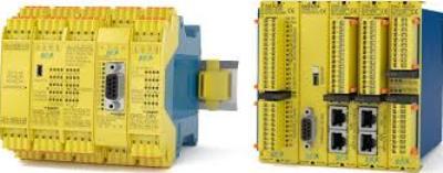 Dina Elektronik har et omfattende produktprogram af sikkerheds PLCèr samt kontrol og overvågningsuds...