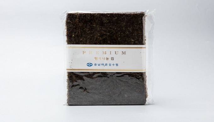 3-1) Dried Laver | roasted seasoned laver