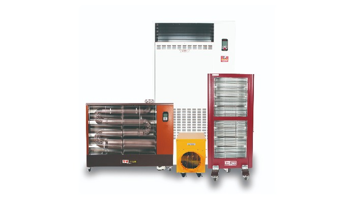 WHO-Series ( Far Infrared Tube Heater ) l industrial potable dehumidifier