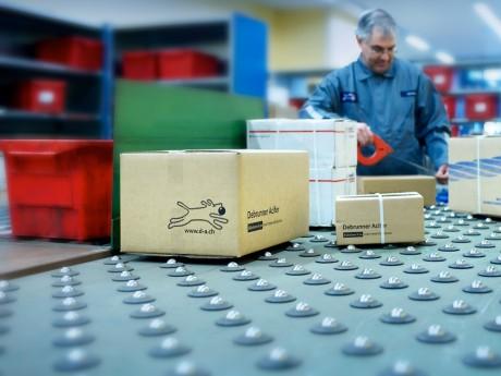 La fonction centrale Logistique, qualité et sécurité au travail (ZFLO) regroupe les domaines Logisti...