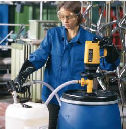 Lutz fatpumpar är kända för hög kvalitet och teknisk innovationsförmåga. Lutz fatpumpar består av en...