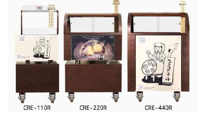 Crechef - Electric Ceramic Oven