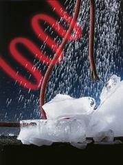 Die Silikon Einzeladern sind für den Einsatz bei hohen und stark schwankenden Umgebungs-temperaturen...