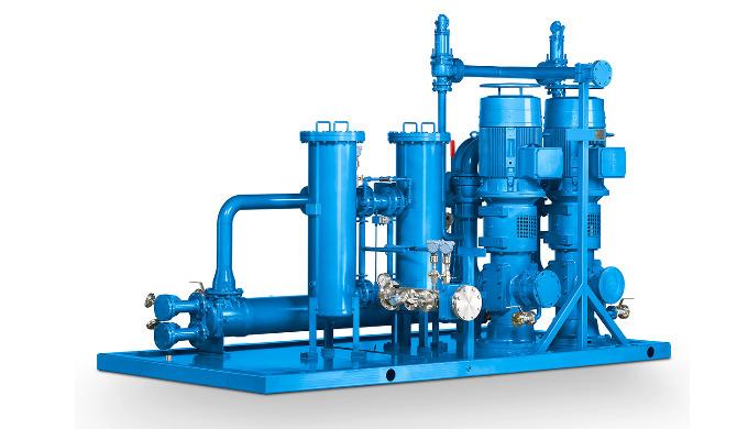 FLENDER Ölversorungsanlagen dienen der Kühlung und/oder Schmierung von Getrieben. Eingesetzt werden ...