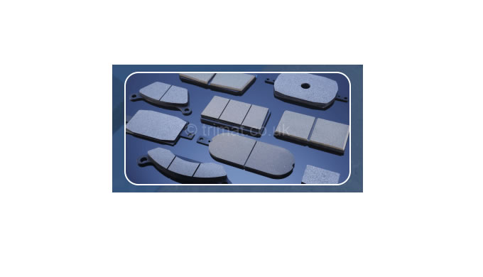 Trimat specialise in the manufacture of industrial and off highway brake pads. Available in organic,...