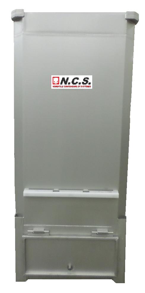 Caractéristiques techniquesConstruction INOX 304L ou 316LCapacité réelle de 1500 litres à 3000 litre...
