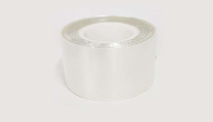 - This tape is heat sensitive tape - acrylic adhesive on one side of clear PET, heat sensitive acryl...