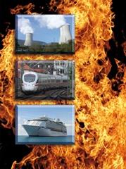 Brandschutzkabel von SAB weisen wichtige Eigenschaften zur Sicherheit wie z.B. Brandschutz, Halogenf...