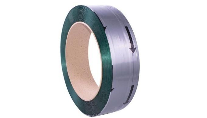 PET band of Polyester omsnoeringsband biedt veel toepassingsmogelijkheden. Deze band wordt gebruikt ...