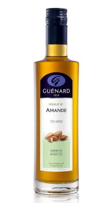 Nous avons concocté pour vous une huile aux saveurs douces et légères. Cette huile d'amande, particu...