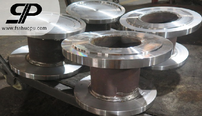 Machine Flange Processing