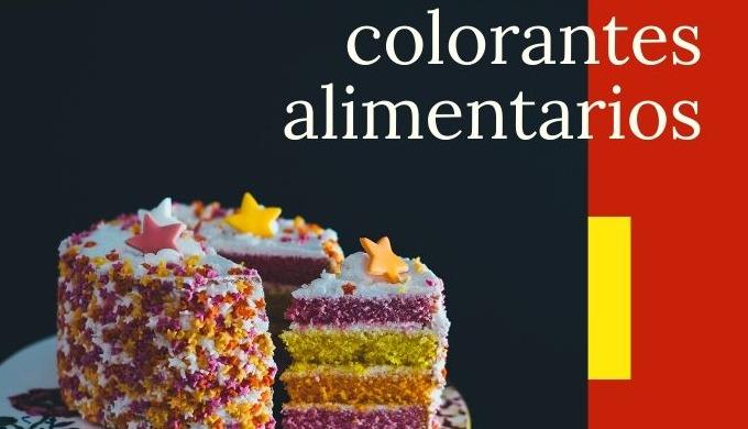 Mezclas personalizadas de colorantes alimentarios