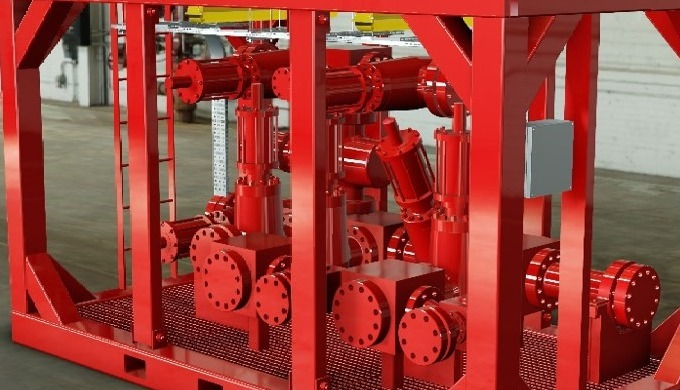 GTP Solutions offers a range of manifolds including Choke and Kill, Cementing and Mud applications. ...