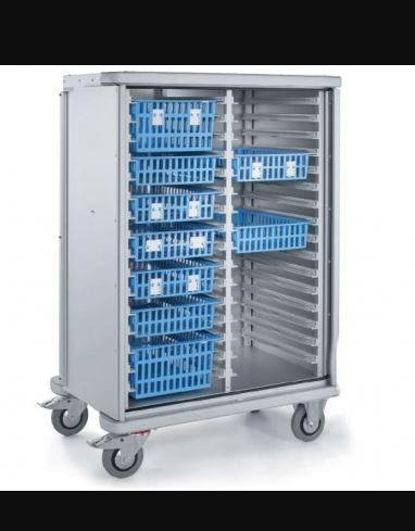 ZARGAL, concepteurs et fabricants de matériels pour la logistique, vous propose une large gamme de m...