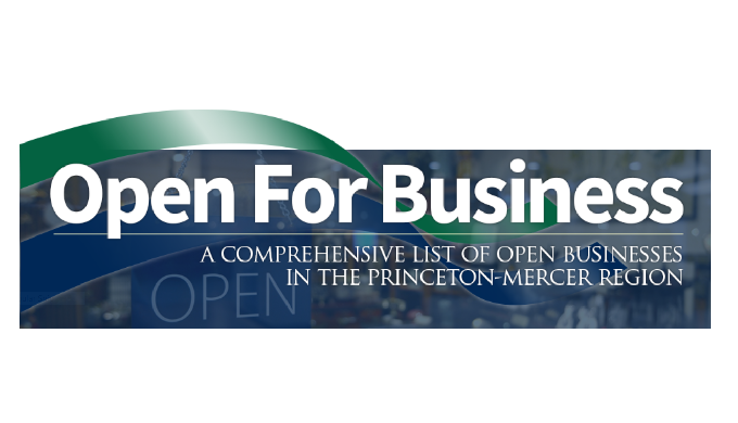 A comprehensive list of open businesses in the Princeton-Mercer region