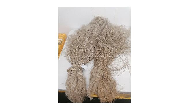 Nous vendons les fibres de lin en gros partout dans le monde. Le transport efficace de nos fibres de...