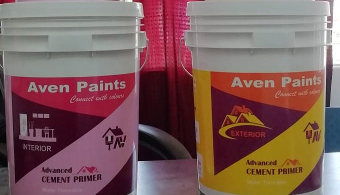 THE PRODUCT WILL BE USED AFTER APPLYING WALL CARE IN CONSTRUCTION ACTIVITY. CEMENT PRIMER WILL BE US...