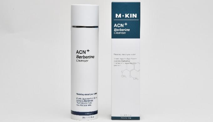 M-KIN ACN Берберин Очищающее средство