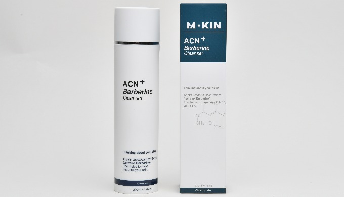 M-KIN ACN  Berberine  Cleanser