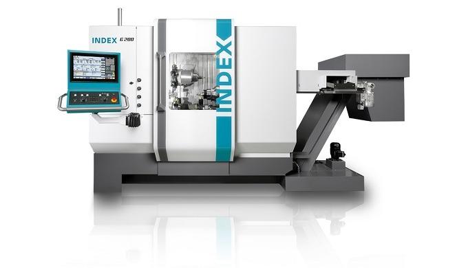 Maskinöversikt fleroperationssvarvar med fräskapacitet INDEX & TRAUB fleroperationssvarvar med fräsk...