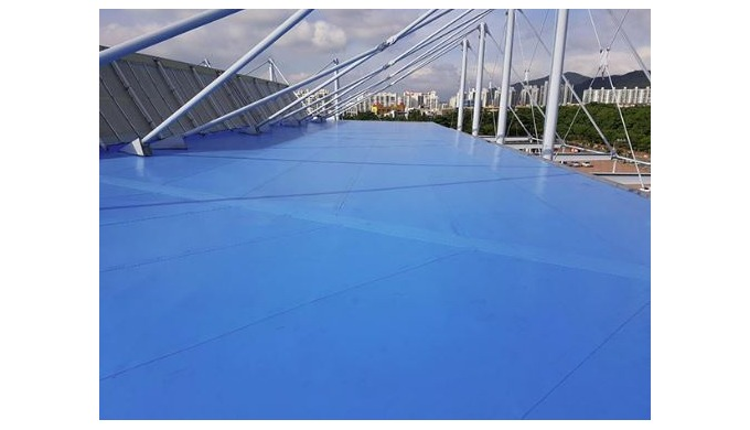 ANSEN RF (TPO) Roll Sheet_Waterproofing ark för tak / tak