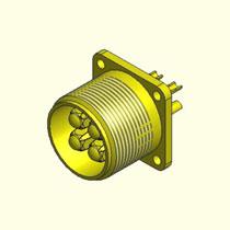 Přístrojové konektory pro malá napětí