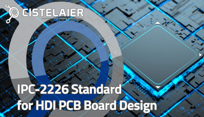 IPC-2226 Standard for HDI PCB Board Design