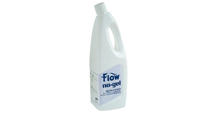 ANTIGELO NON INQUINANTE PER SERBATOI ACQUE NERE E GRIGIE Liquido antigelo non inquinante da versare ...