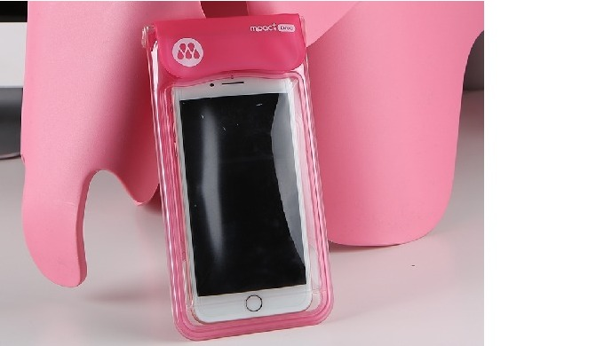 Waterproof pouches for smartphone mpac+
