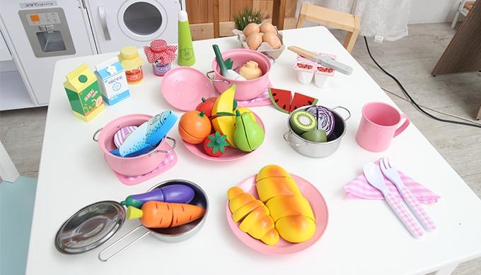26pcs Cooking Play set | living toys
