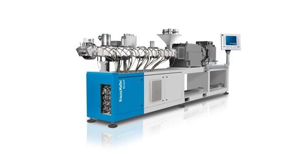 Extruderingsdivisionen med 2 anläggningar i Hannover respektive München är världsledande inom maskin...