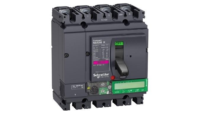 Disjoncteurs boitiers moulés 100 à 630A