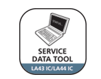 Service Data Tool ensures efficient maintenance of electric couches/tables for treatment and examina...