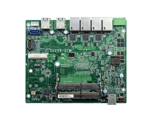 6th Gen Intel® Core™ 4'' SBC Dual Channel DDR4 2400MHz up to 8GB Single Display: HDMI resolution up ...