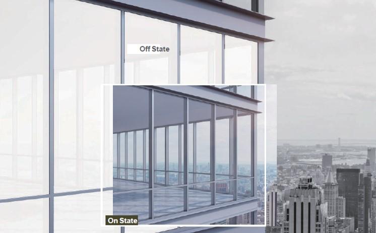 [PDLC GLASS] Smart window technology