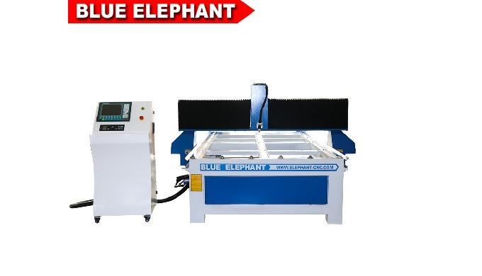 Синий слон 1530 плазменной резки нового типа для резки металла
