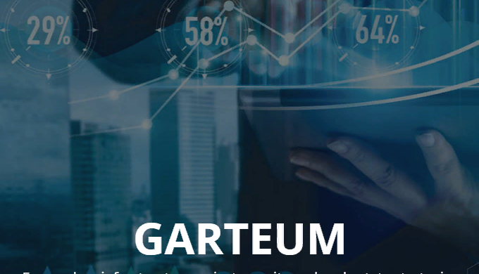Garteum offers portfolio management services which utilises decades of capital markets research to t...