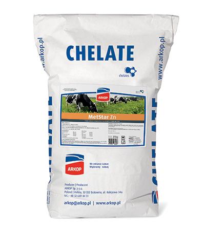 MetStar - aminokwasowy chelat paszowy