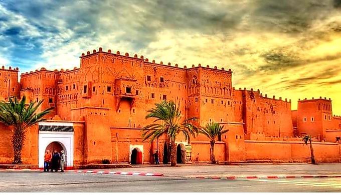 Day 1 : Marrakech – Ait Benhaddou – Ouarzazate – Skoura – Dades Valley Early in the morning, your pe...