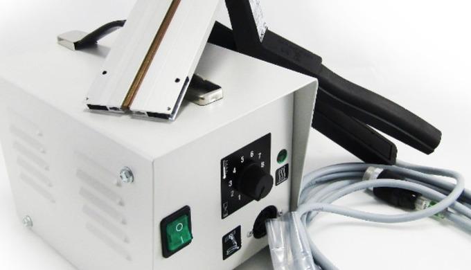 Audion Super Poly Impulse Bag Sealer Tento přenosný impulsní těsnící vak je vhodný zejména pro utěsn...