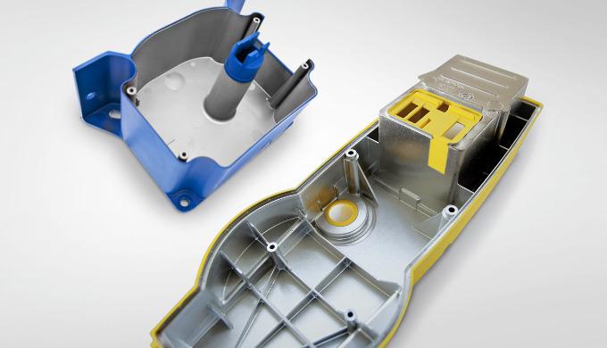 EMV Beschichtung auf Kunststoffen