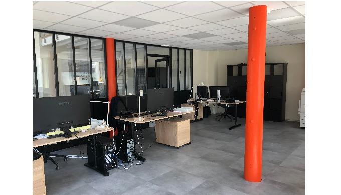 Inauguration des nouveaux locaux d'Actif Signal Lille – vendredi 29 Mars 2019